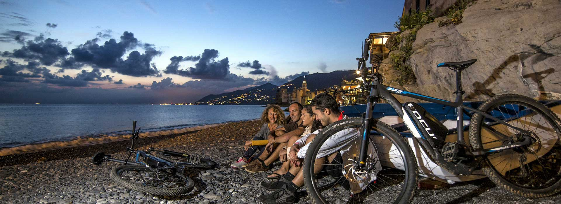 ebike 5 terre liguria italy hiking trekking portofino levanto e-bike bike francesco carocci tours
